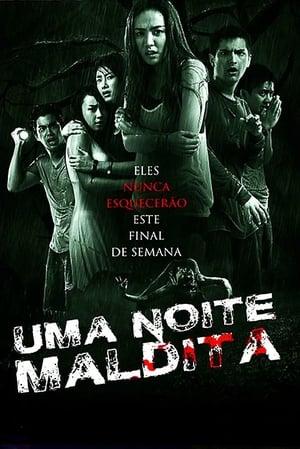 Uma Noite Maldita - Poster