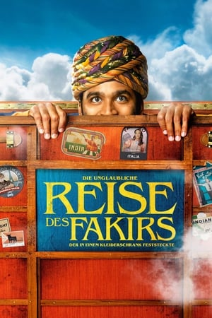 Die unglaubliche Reise des Fakirs, der in einem Kleiderschrank feststeckte Film