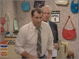 Married with Children S08E20 – The D'Arcy Files poster