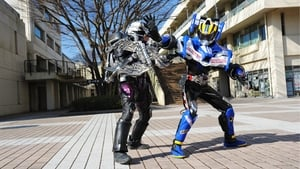 Kamen Rider Season 25 :Episode 22  How Do I Fight With an F1 Body?