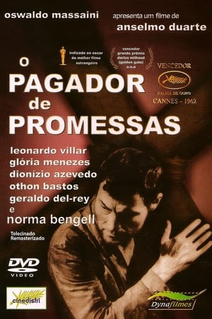 O Pagador de Promessas Torrent (1962) Nacional DVDRip Download