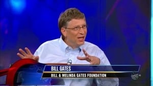 The Daily Show with Trevor Noah - Bill Gates Wiki Reviews