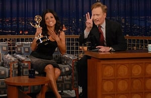 Episodio TV Online Late Night with Conan O'Brien HD Temporada 16 E12 Episodio 12