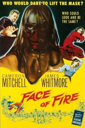 Face of Fire-James Whitmore