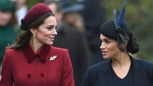 Kate vs. Meghan: Princesses at War? (2019)
