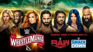 WrestleMania 36: Noche 2