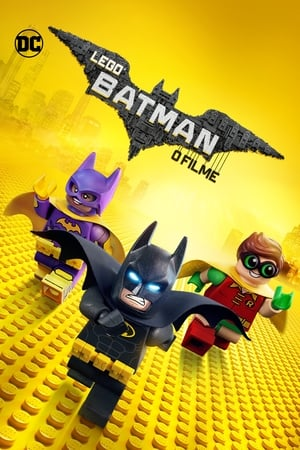 The LEGO Batman Movie film posters
