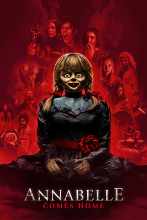 Annabelle Comes Home-Azwaad Movie Database