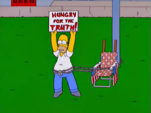 The Simpsons Season 12 :Episode 15  Hungry, Hungry Homer