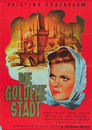 The Golden City poster