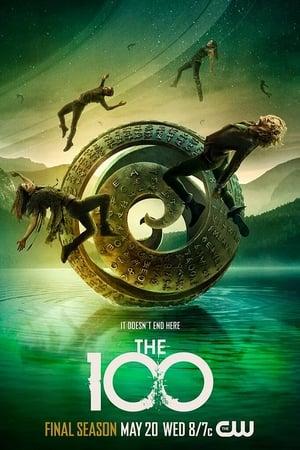The 100 7ª Temporada Torrent, Download, movie, filme, poster