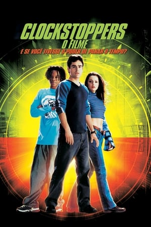 Clockstoppers – O Filme Torrent, Download, movie, filme, poster