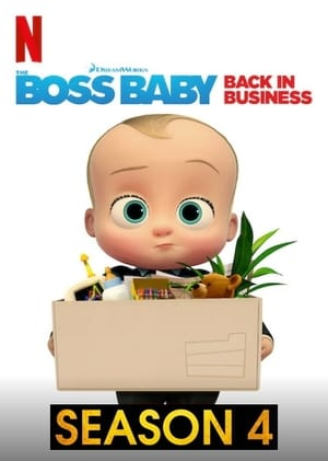 The Boss Baby: Back in Business Season 4