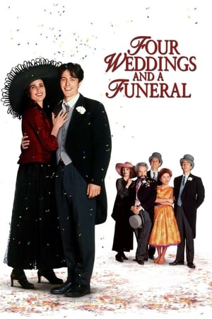 Four Weddings And A Funeral (1994) is one of the best movies like Match Point (2005)