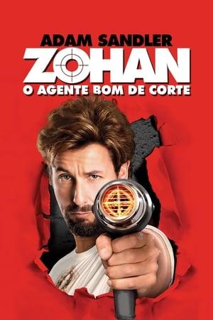 Zohan - Um Agente Bom de Corte - Poster