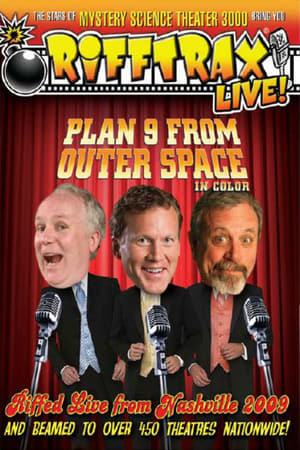 Rifftrax Live: Plan 9 From Outer Space (2009)