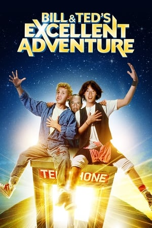 Bill & Ted's Excellent Adventure-Keanu Reeves