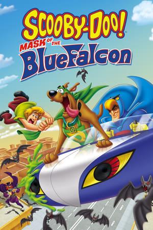 Scooby Doo! Blue Falcons maske