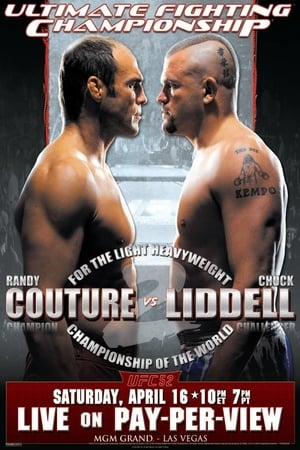 UFC 52: Couture vs. Liddell II-Azwaad Movie Database