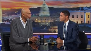 The Daily Show with Trevor Noah - Kareem Abdul-Jabbar