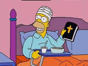 The Simpsons Season 14 : Brake My Wife, Please