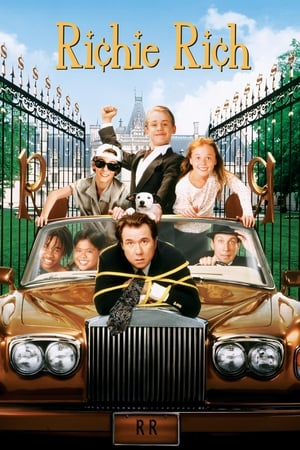 Richie Rich film posters