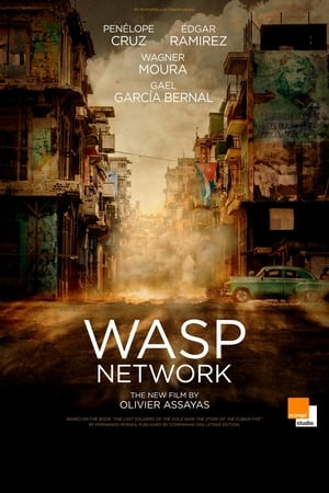 poster Wasp Network