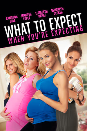 What to Expect When You're Expecting-Cameron Diaz