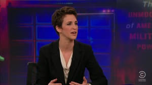 The Daily Show with Trevor Noah Season 17 : Rachel Maddow