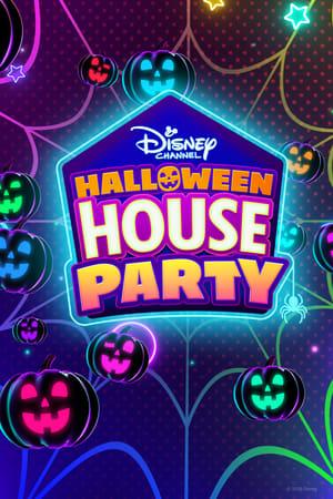 Disney Channel Halloween House Party-Scarlett Estevez