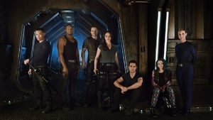 Poster serie TV Dark Matter Online