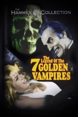 Image The Legend of the 7 Golden Vampires