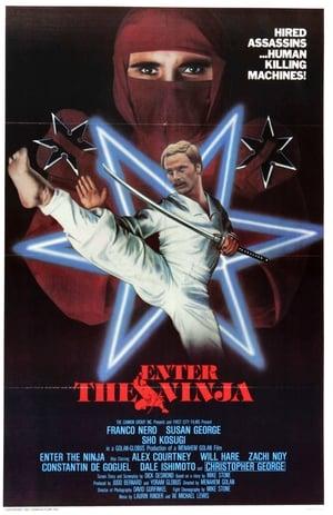 VER La justicia del ninja (1981) Online Gratis HD
