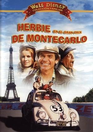 Herbie en el Gran Premio de Montecarlo