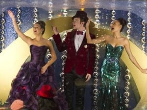 Episodio TV Online Glee HD Temporada 5 E8 Episodio navideño no emitido anteriormente