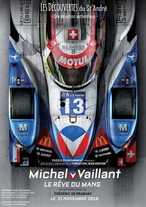 Watch Michel Vaillant, le rêve du Mans Full Movie