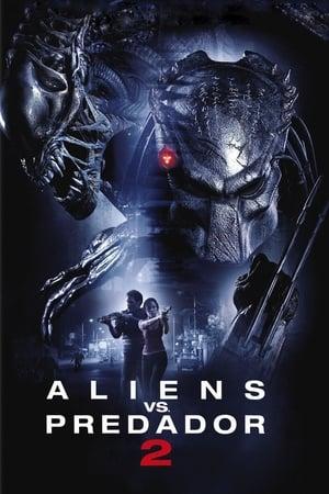 Alien vs. Predador 2 - Poster