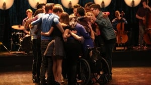 Episodio TV Online Glee HD Temporada 6 E6 Lo que el mundo necesita ahora
