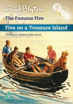 Capa do filme Five on a Treasure Island
