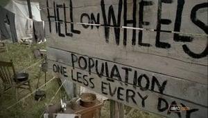 Hell on Wheels Season 1 Episode 1