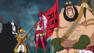 One Piece Season 20 : Sabo Goes into Action - All the Captains of the Revolutionary Army Appear!