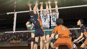 Haikyu!! Season 1 :Episode 18  Guarding Your Back
