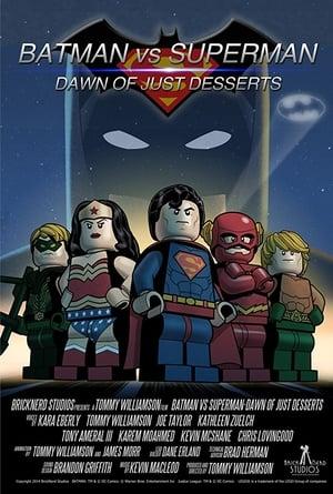 Image LEGO Batman vs. Superman 2: Dawn of Just Desserts
