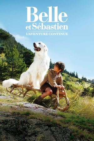 Poster Belle and Sebastian: The Adventure Continues (2015)