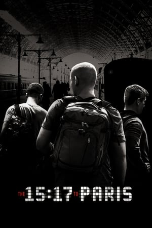 Poster The 15:17 to Paris (2018)
