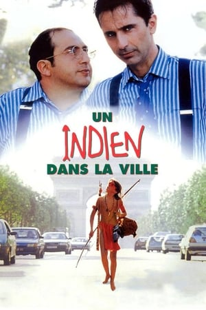 Poster Little Indian, Big City (1994)
