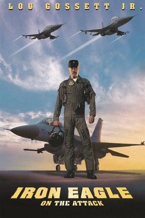 Iron Eagle IV-Louis Gossett Jr.