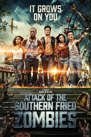 Attack of the Southern Fried Zombies (2017) Subtitle Indonesia