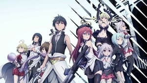 Trinity Seven: Eternity Library & Alchemic Girl