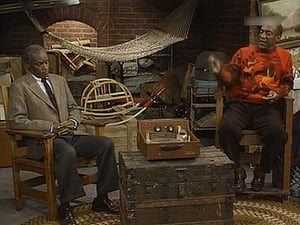 Grampy and Nu-Nu Visit the Huxtables